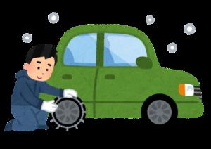 car_tire_koukan_chain
